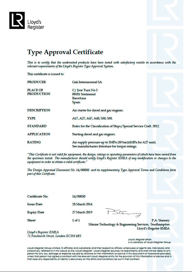 Lloyds-Register-1 certificate
