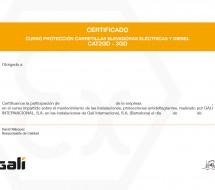 Electrical certificate training ATEX IsmATEX Courses Level 1 EM