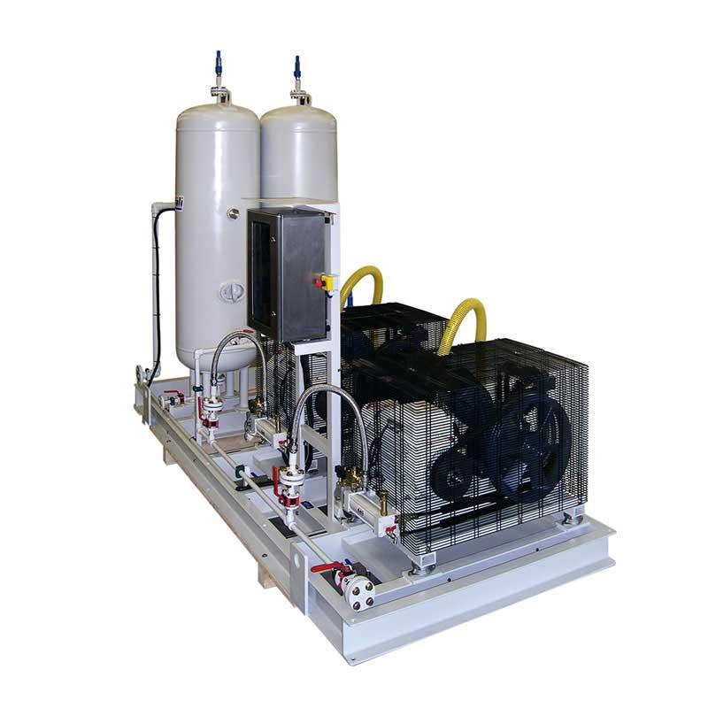 Compressor & Hydraulic station