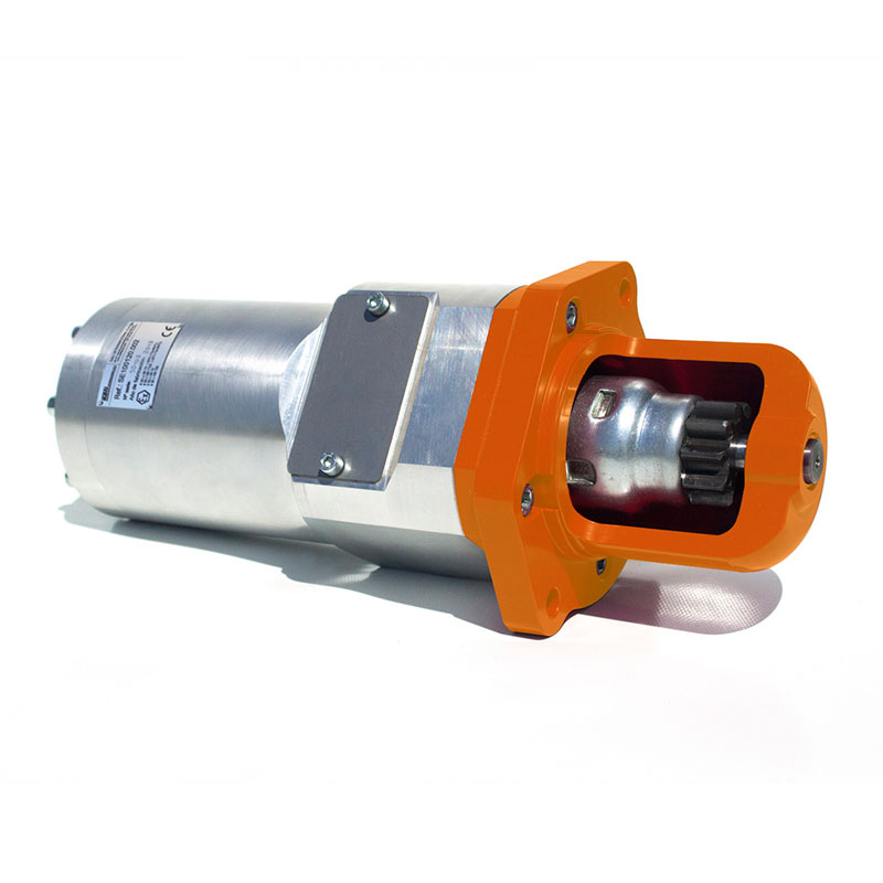Hydraulic starters ATEX-IECEX