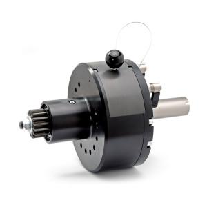 Engine turning mechanism