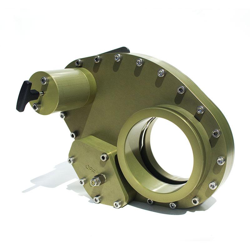 Air shut off valve