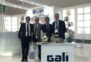 Gali Italy director with our agent Injegov