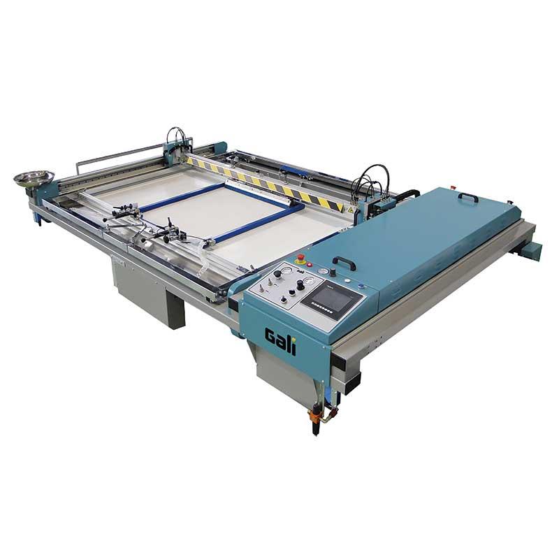 LM printing machine