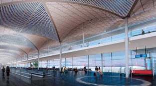 Istanbul airport project