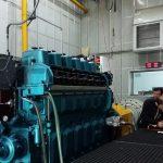 Testing on Zibo 200-285 engine
