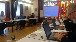 Meeting of the committee standardization ATEX in France miniatura