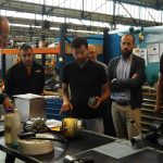 New training for our ATEX line