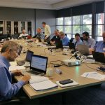 Standardization committee ATEX in Newcastle (Australia)