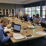 Standardization committee ATEX in Newcastle (Australia)