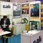 Gali's stand Marintec exhibition
