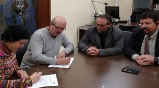 Agreement between Sentmenat City Council and businessmen