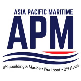 Event APM Asia Pacific Maritime and Offshore exhibition