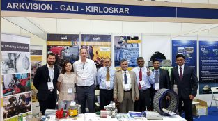 APM exhibition Gali Group our pass miniature