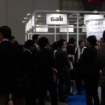 Sea Japan exhibition Gali Group our pass