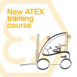 New ATEX training course Gali Group