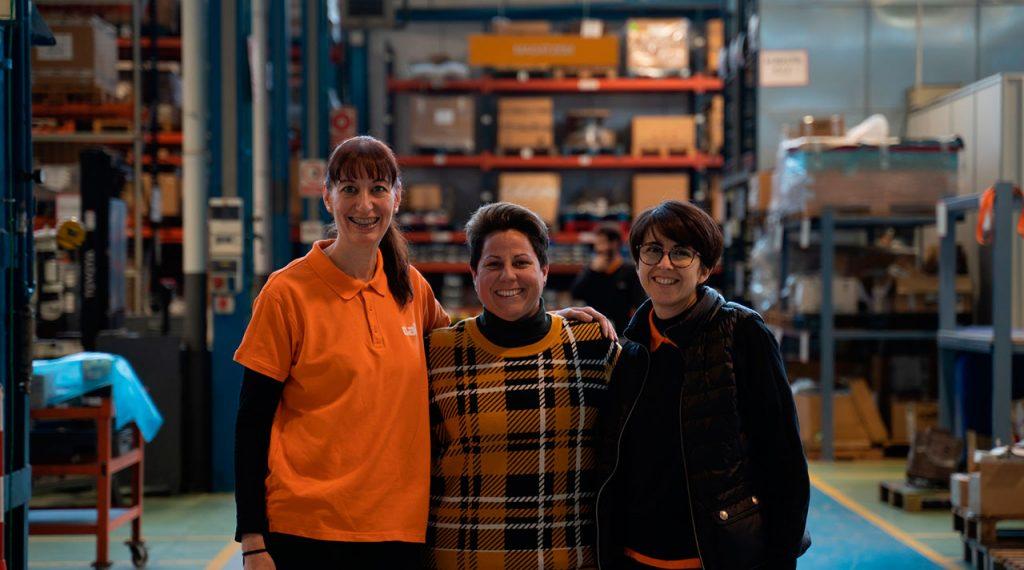 Resumen anual incorporación mujer a la industria del metal miniatura