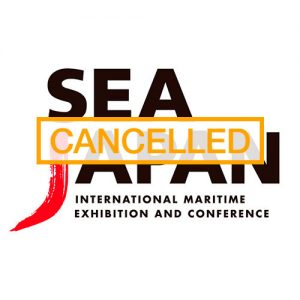 Sea Japan 2020 exhibition cancelled