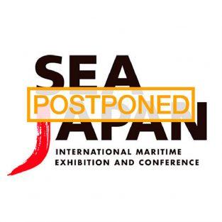 Sea Japan 2020 postponed event