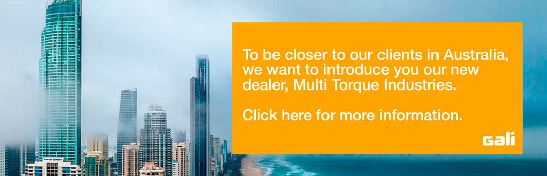 To be closer to our clients in Australia, we want to introduce you our new dealer, Multi Torque IndustriesTo be closer to our clients in Australia, we want to introduce you our new dealer, Multi Torque Industries